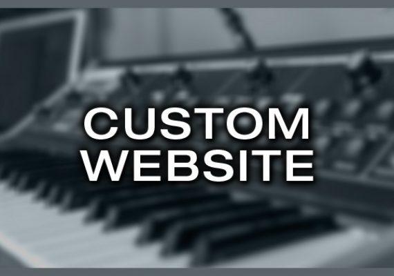 musicwebdesigner Musicwebdesigner custom